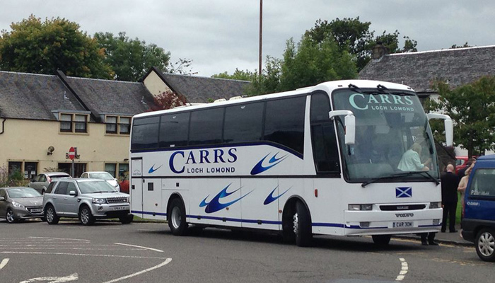 Coach Hire Service Glasgow | Carrs Coach Hire