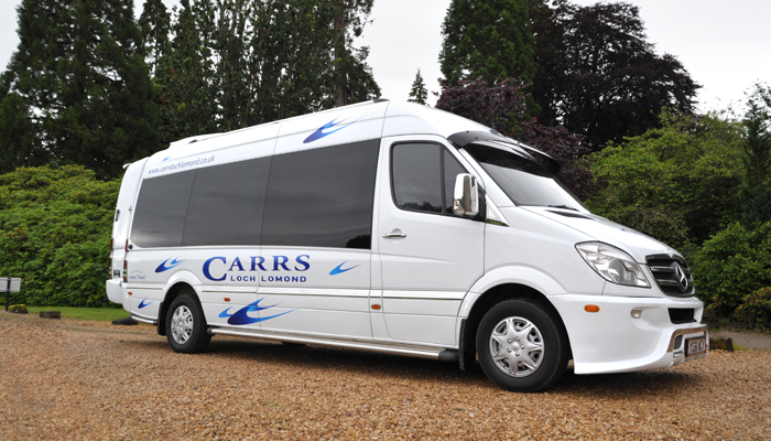 Coach Hire Glasgow | Wedding Coach Hire Glasgow | Minibus Hire